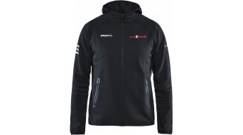 Craft Team Sunweb felpa con cappuccio da uomo . black