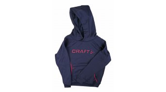 Craft logo Hood JR sweat à capuche enfants taille