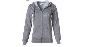 CrankBrothers Horizon Zip sweatshirt da donna . gunmetal
