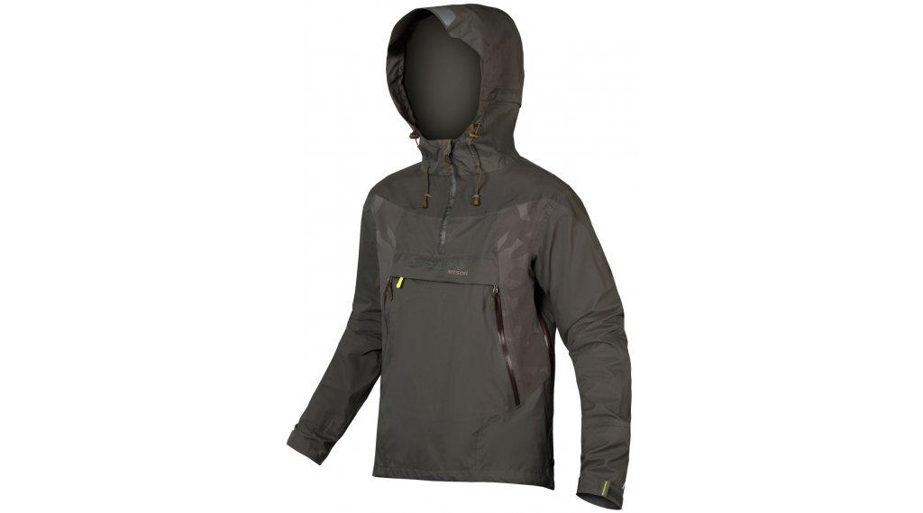 Endura MT500 Waterproof Pullover MTB Sweatshirt Herren Gr. M Khaki ded0ac4cac