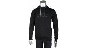 EVOC Logo Hoodie uomini-sweatshirt . black mod. 2017