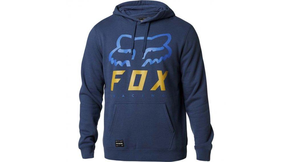 Fox Heritage Forger Fleece Kapuzenpullover Herren Gr. XL light indo