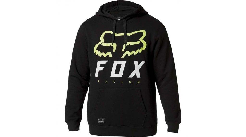 Fox Heritage Forger Fleece Kapuzenpullover Herren Gr. M black/grey