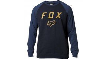 Fox Legacy Crew Fleece Pullover Herren Gr. XL light indo