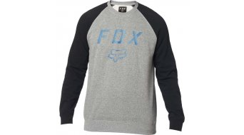 Fox Legacy Crew Sweatshirt Herren black/grey