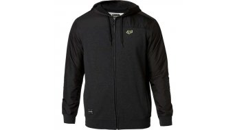 FOX Pivot Zip Fleece hoodie jacket men heather black