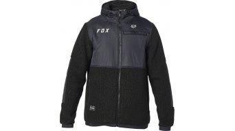 Fox Dayton Zip Fleece 连帽外套 男士 型号_L_black