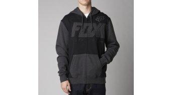 FOX Clutch veste à capuche hommes-veste à capuche Zip Hoodie taille black
