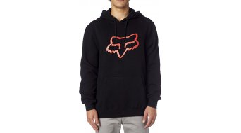 FOX Legacy Foxhead sweat à capuche hommes-sweat à capuche Hoodie taille S black/red