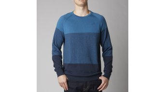 Fox Scopic Sweatshirt Herren-Sweatshirt Crew blue steel