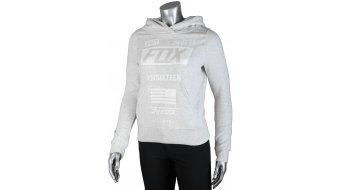 Fox Union jersey de capucha Señoras-jersey de capucha Hoodie tamaño XS light heather grey