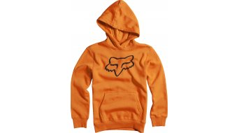 FOX Legacy felpa con cappuccio bambini- felpa con cappuccio Youth Hoodie . arancione