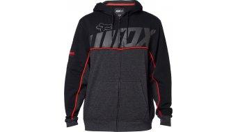 Fox Aggrezzor chaqueta sudadera con capucha Caballeros-chaqueta sudadera con capucha Zip Hoodie tamaño M negro
