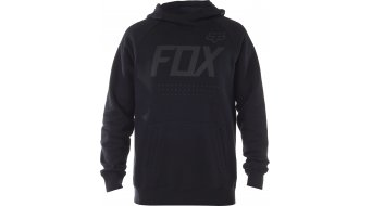 FOX Arm ado Kapuzen shirt men-Kapuzen shirt Hoodie size XXL black