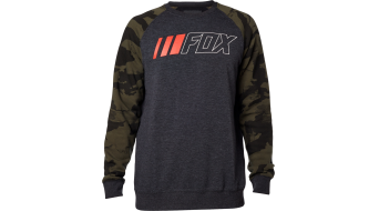 Fox Crewz Pullover Herren-Pullover Crew Neck heather