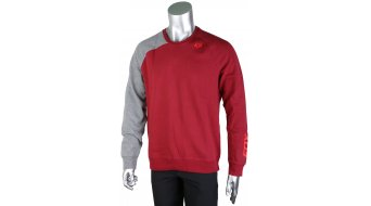FOX Formula shirt men- shirt Crew neck cranberry