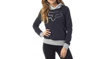 Fox Phoenix jersey de capucha Señoras-jersey de capucha Hoodie tamaño L heather negro