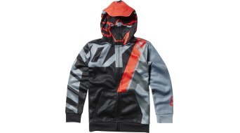 FOX Eskridge felpa zip bambino con cappuccio Youth Zip Hoodie . black