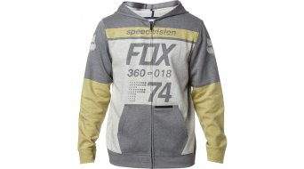 Fox Draftr Zip Hoodie Herren Gr. L midnight