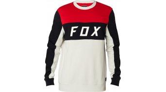 Fox Hellbent Crew Sweatshirt Herren Gr. XL light grey