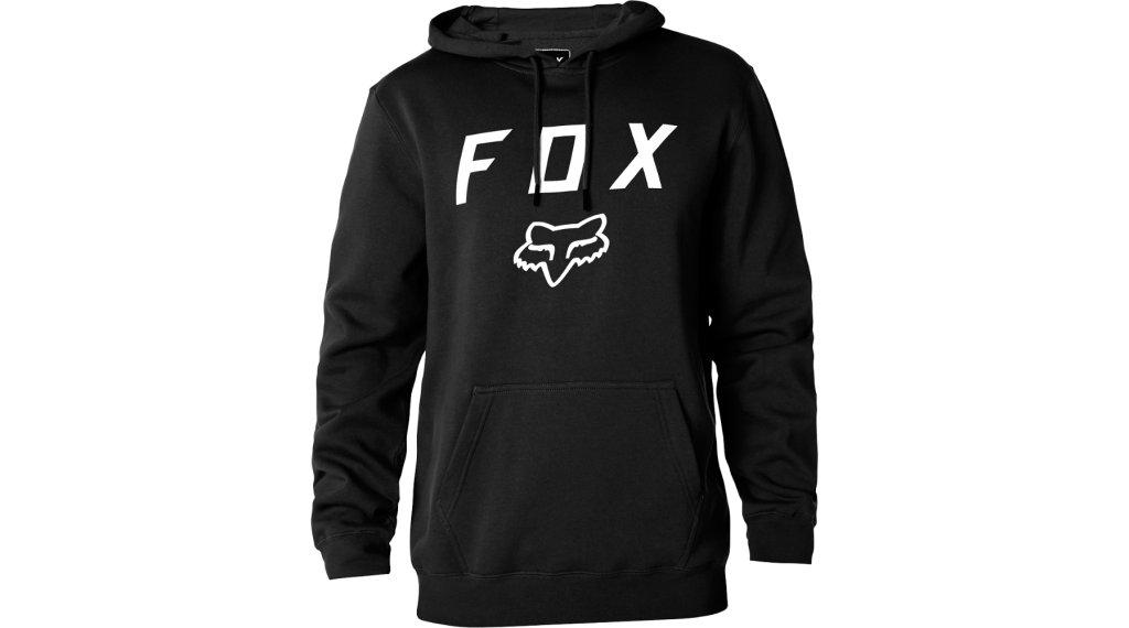 FOX Legacy Moth Fleece sweat à capuche hommes taille S black