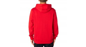 FOX Legacy Moth Fleece sweat à capuche hommes taille M dark red