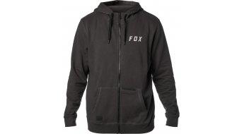 FOX Rhodes Zip Hoodie pánské velikost M black vintage