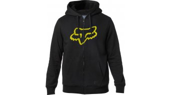 Fox Tracked Sherpa Zip Hoodie Herren black