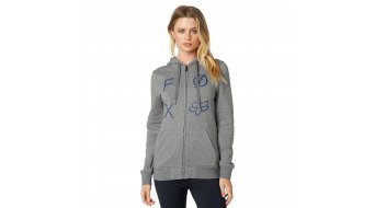 Fox Staged Zip Hoodie Damen
