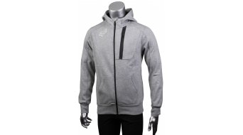 FOX Pit Tech Zip Hoodie heren heather grey