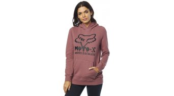 Fox Drip Hoody Sweatshirt Damen