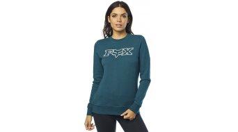 FOX Fheadx Crew Fleece pulóver női Méret XS jade