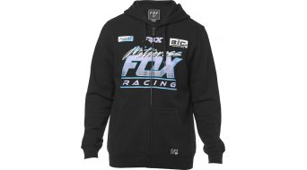 FOX Jetskee Zip Fleece Sweatshirt hommes taille black