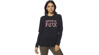Fox Moto X Crew Fleece Sweatshirt Damen