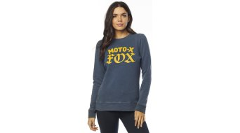 FOX Moto X Crew Fleece Sweat shirt ladies