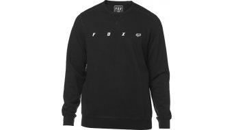 Fox Maxis Crew Fleece Sweatshirt Herren black
