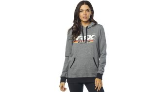 Fox Retro Fox Hoody Sweatshirt Damen heather graphite