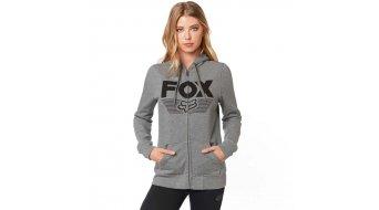 FOX Ascot Zip kapucnis pulóver női
