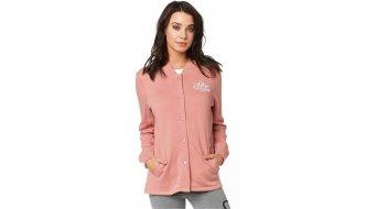 FOX Five Flags Zip Hoody hoodie jacket ladies size S pink- Sample