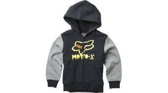 Fox Youth Supercharged Sherpa Sweatshirt niños tamaño YL negro