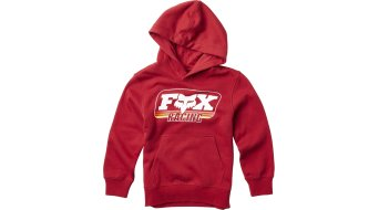 FOX Youth Throwback sweatshirt bambini mis. YM cardinal