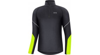 Gore Wear M Mid Zip shirt long sleeve men