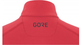 GORE Wear M Mid Zip Shirt langarm Damen Gr. XS (34) hibiscus pink
