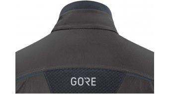 GORE R5 Partial Gore-Tex Infinium Soft Lined Langarmshirt Damen Gr. S (36) black/neon yellow