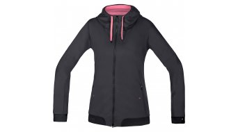 GORE Bike Wear Power Trail Kapuzenjacke Damen-Kapuzenjacke MTB Lady Windstopper Zip Hoodie