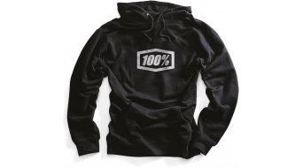 100% Corpo Kapuzen shirt Hoody black