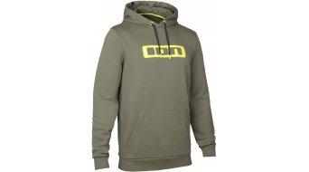 ION Logo felpa da uomo con cappuccio Hoddie .