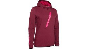 ION Mellow jersey de capucha Señoras-jersey de capucha Hoddie combat rojo