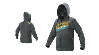 iXS Racing giacca felpa zip con cappuccio . grey