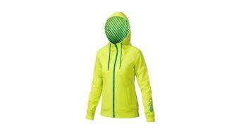 iXS Diamond Lady Trail giacca felpa zip con cappuccio giacca da donna . green